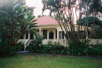 Nhà của Bác sĩ Lịch sử: Bây giờ là Nhà trọ Haiku Plantation từng đoạt giải