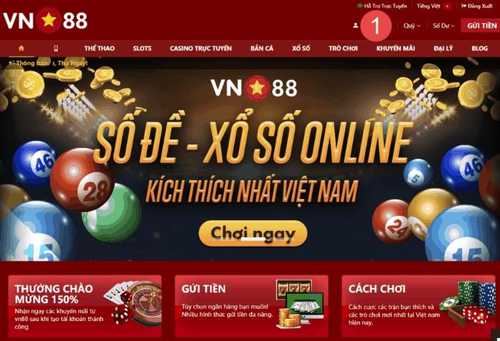 Nhà cái VN88 bắt đầu đi vào hoạt động ở thị trường Việt Nam vào năm 2019