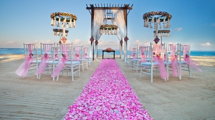 Giấc mơ chức đám cưới ở Hawaii đem đến sự vui vẻ, tốt lành