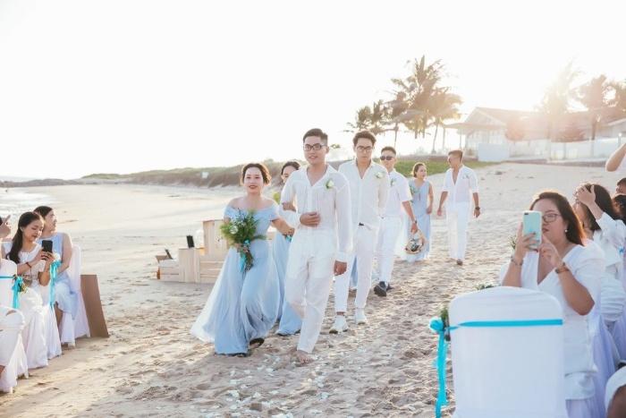 Chiêm bao thấy người yêu bí mật tổ chức đám cưới ở Hawaii với người khác đánh cặp số 33 - 88