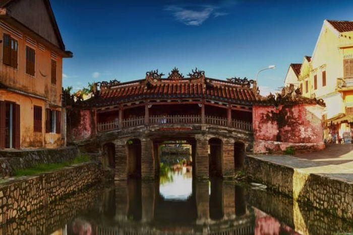 Mộng thấy đến thăm chùa Cầu Hội An chứng tỏ bạn là người có tấm lòng và sự bao dung