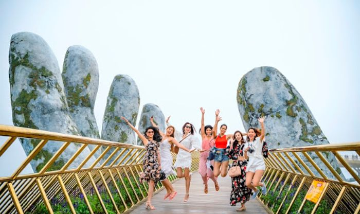 Chiêm bao thấy đi du lịch Đà Nẵng với một đoàn đánh con số lô đề 39 - 23