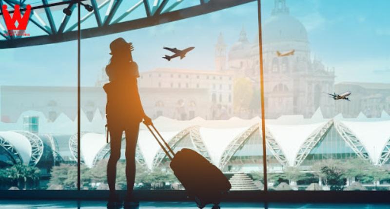 Mơ thấy đi du lịch nước ngoài là điềm báo cho thấy bạn là người năng động
