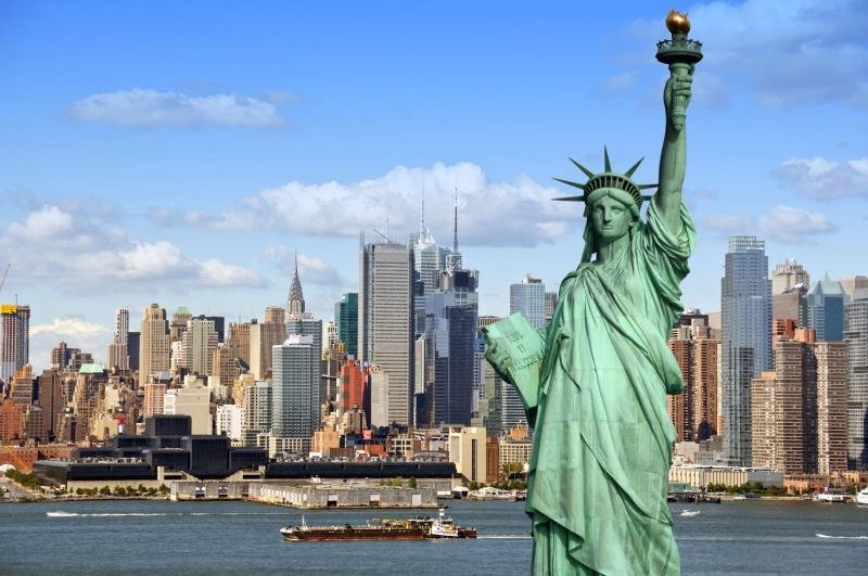 Đa phần những giấc mơ thấy đi Mỹ mang điềm báo lành