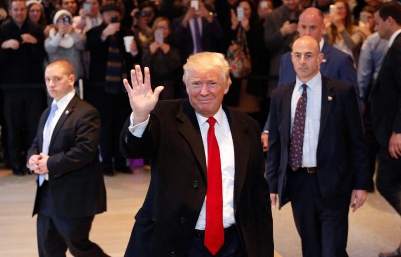 Bạn có thể chốt nhanh cặp số 38 - 50 nếu mơ thấy Donald Trump đến Việt Nam.