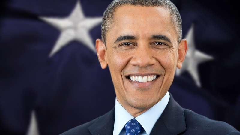 Điềm báo may mắn và tốt đẹp khi bạn mơ thấy tổng thống Obama.