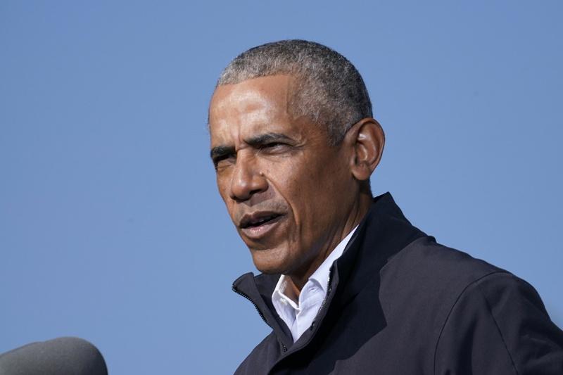 Mộng thấy tổng thống Obama đang chơi đánh golf chốt cặp số 25 - 68 để có được nhiều may mắn.